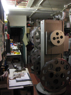 Projector at the Phoenix Cinema, Oxford