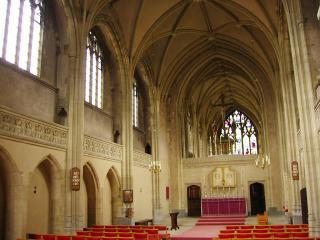 St. Cross College chapel