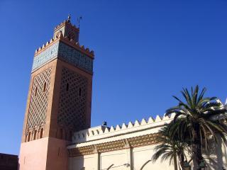 Kashah mosque, Marakkesh