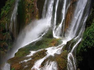 Cascades d'Ouzoud plateau