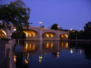 Bridge on the Rideau Canal