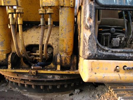 Dirty machinery