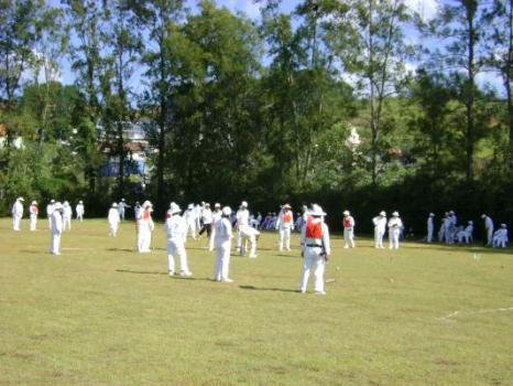 Campeonato de Gateball em São Lourenço MG.