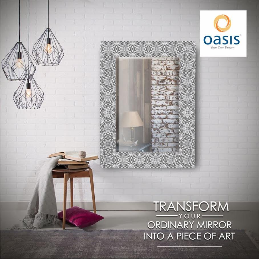 living room wall decor ideas in india stuff this navratri, tile up with oasis tiles - sindhujp
