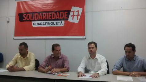 Posse do Solidariedade de Guara (3)