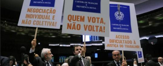 Reforma Trabalhista: Comissão de Assuntos Sociais (CAS) do Senado rejeitou a reforma