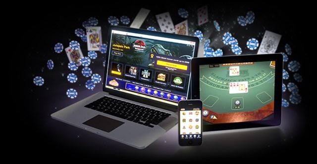 自宅がオンラインカジノ