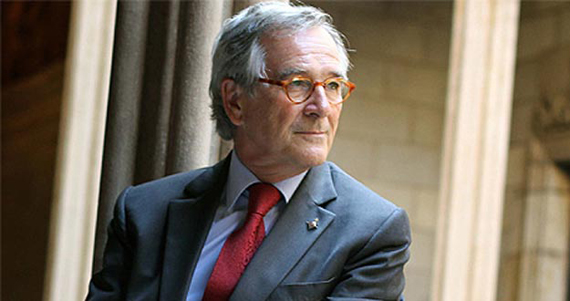 Xavier Trias, alcalde de Barcelona. Foto: EFE