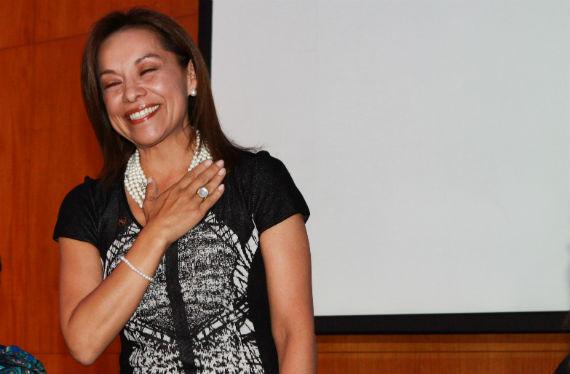 Josefina Vázquez Mota analiza convertirse en candidata por el movimiento Panistas por México. Foto: Antonio Cruz, SinEmbargo.