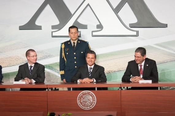30 Asamblea General del Consejo Nacional Agropecuario. Foto: Francisco Cañedo, SinEmbargo