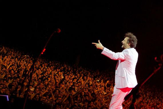 50 años de edad y todavía cree en el amor. Foto: Sony Music