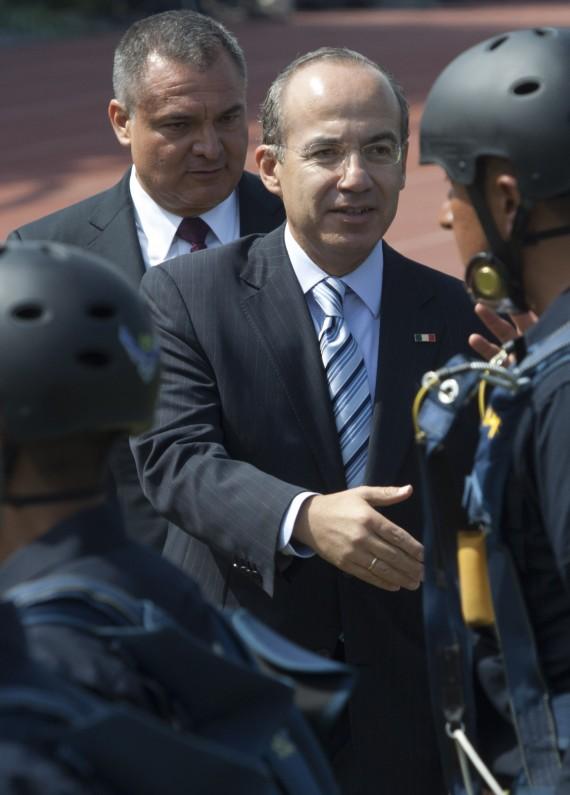 La guerra contra el narcotráfico de Calderón fue un fracaso y debe responder por sus errores, coinciden especialistas. Foto: Cuartoscuro