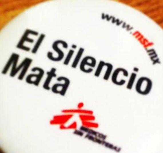 Fotografía: Facebook (MSF.Mexico)