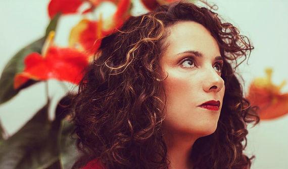 La artista ha regresado a su país natal, México, luego de una temporada en España. Foto: Cortesía Rocío Bertolina Fornos