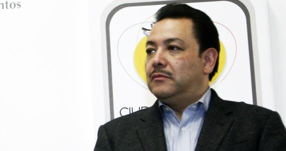 Héctor Serrano. Foto: Cuartoscuro