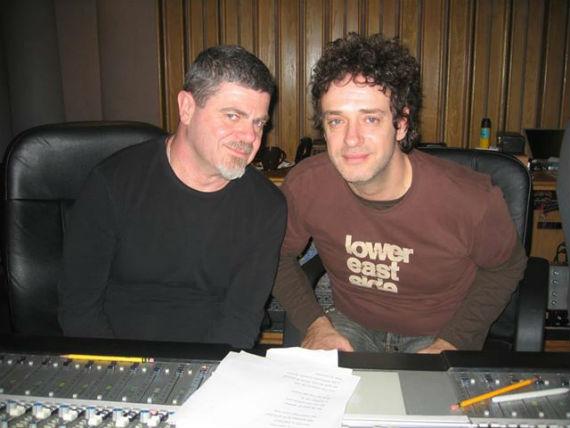 El productor y dos veces ganador del Oscar, Gustavo Santaolalla, lamenta la pérdida de su amigo. Foto: Facebook