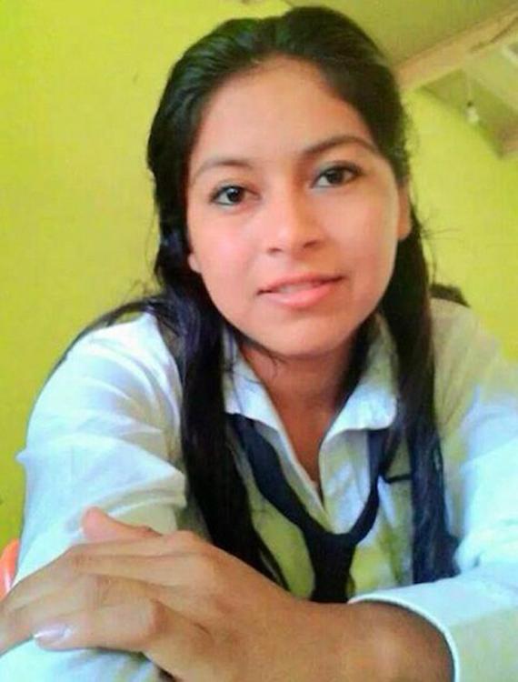 Erika Gómez González, la menor de edad que murió en la bodega. Foto: Esquire