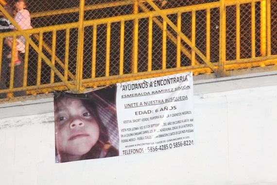 """El número de niños y adolescentes mexicanos desaparecidos registra un aumento """"alarmante"""" en México: CIDH. Foto: Cuartoscuro"""
