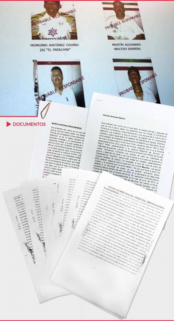 Los documentos.