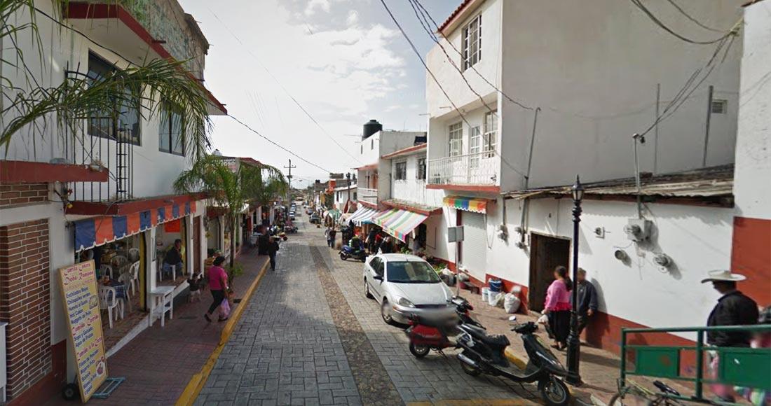 EL IXTAPAN DONDE NO VIVE EPN POBREZA HAMBRE ABANDONO