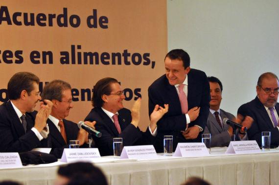 Mikel Arriola, titular de la Cofepris. Foto: Cuartoscuro.