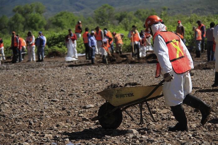 La falta de regulación en el país, ha dado paso a que diversos desastres ecológicos. Foto: Cuartoscuro