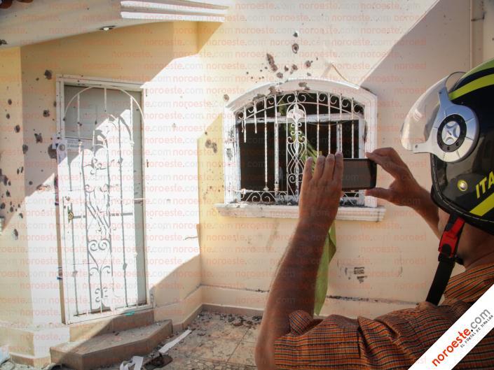 PGJE detiene a sobrino de Amado Carrillo en Culiacn luego de operativo por secuestro