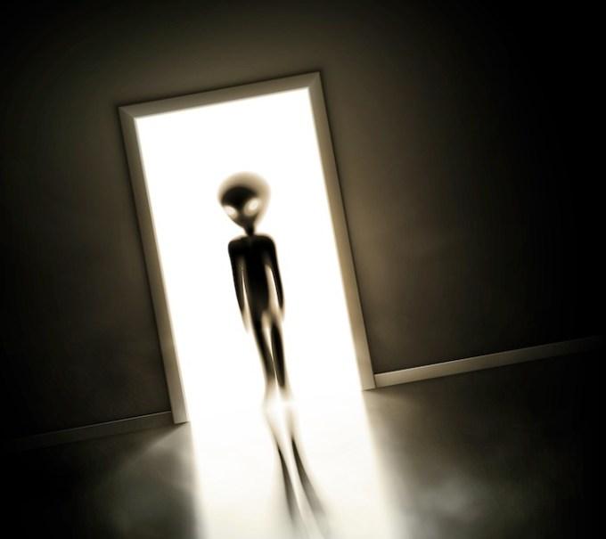 A menudo las representaciones de posibles extraterrestres son más fantasía que realidad. Foto: Shutterstock