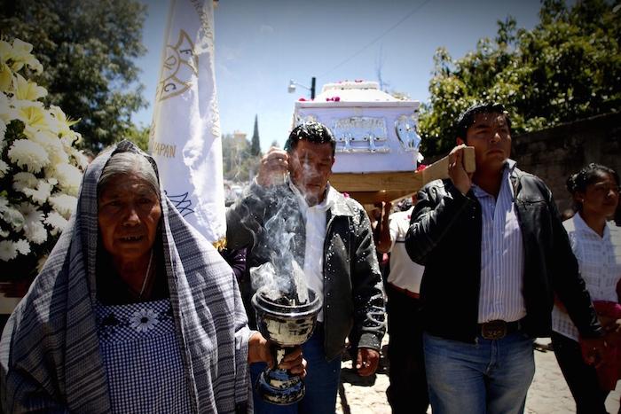 Javier Montes Bautista permanece en el Cereso de Cholula. Foto: Francisco Cañedo, SinEmbargo