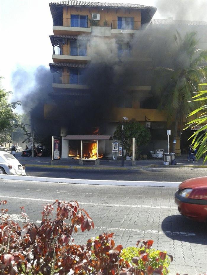 Ataque coordinado en Jalisco Foto: Cuartoscuro, militares