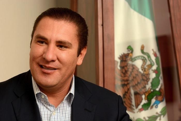 El Gobernadorde Puebla Foto: Ramón Blanco, ZETA