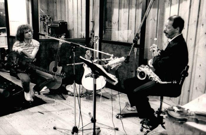 """""""No he visto nunca a otro músico con ese nivel de dedicación y resistencia"""", dijo Pat Metheny. Foto: Página web de Pat Metheny"""