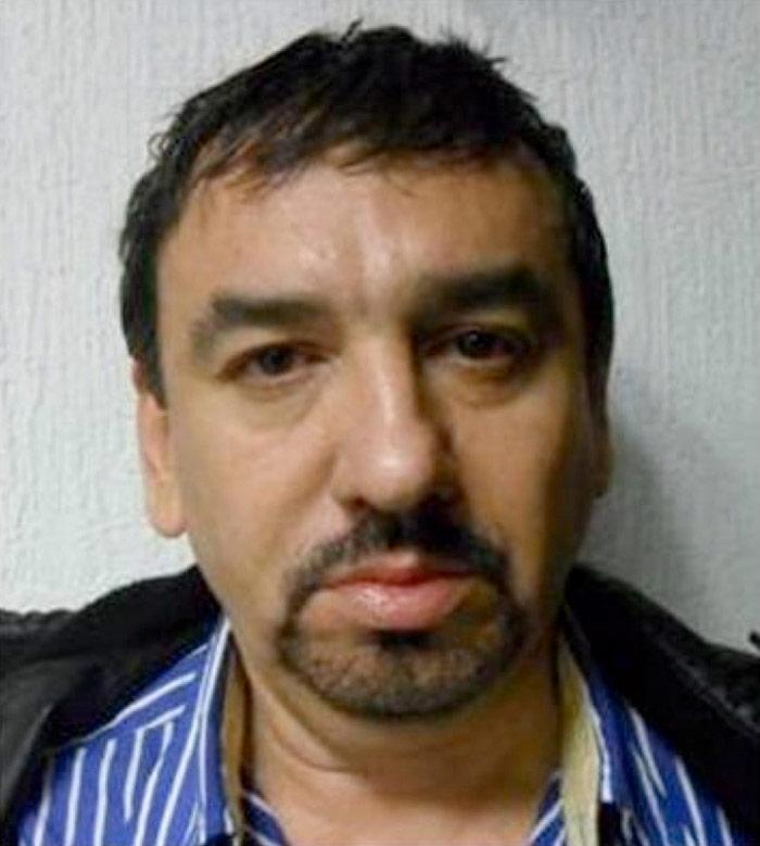 """En marzo de 2011, la Policía Federal detuvo a Víctor Manuel Félix Félix, """"El Señor"""", consuegro y compadre del narcotraficante Joaquín """"El Chapo"""" Guzmán. Foto: Cuartoscuro"""