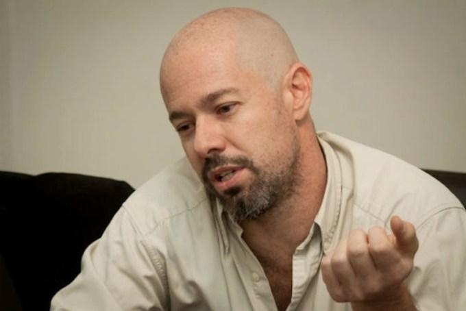 Alejandro Otaola, guitarrista de La Cuca, Foto: Sin Embargo