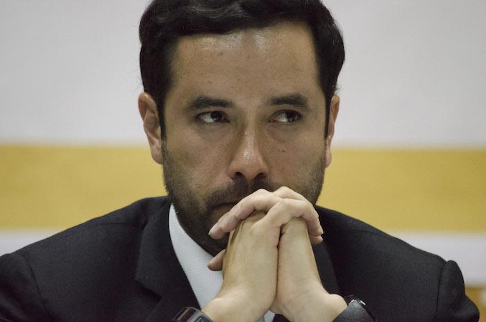 Víctor Hugo Romo es  Diputado del PRD en la ALDF. Foto: Cuartoscuro.