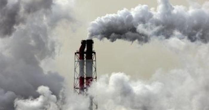 Los gases de efecto invernadero son los más altos en la historia. Foto: EFE