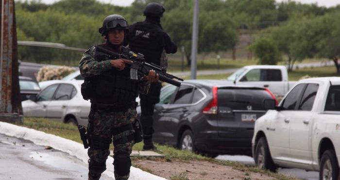 Operativo militar en Tamaulipas. Foto: Cuartoscuro/Archivo.