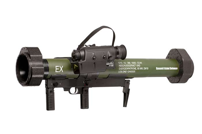 Dynamite Nobel Defence. Imagen tomada del portal de la empresa