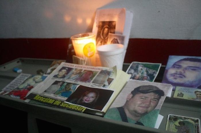 Las madres de los jóvenes desaparecidos exigen a las autoridades resultados, y a los criminales clemencia. Foto: Cortesía, BlogExpediente