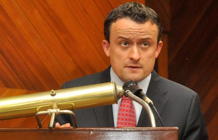 Mikel Arriola estará al frente del IMSS. Foto: Archivo/Cuartoscuro