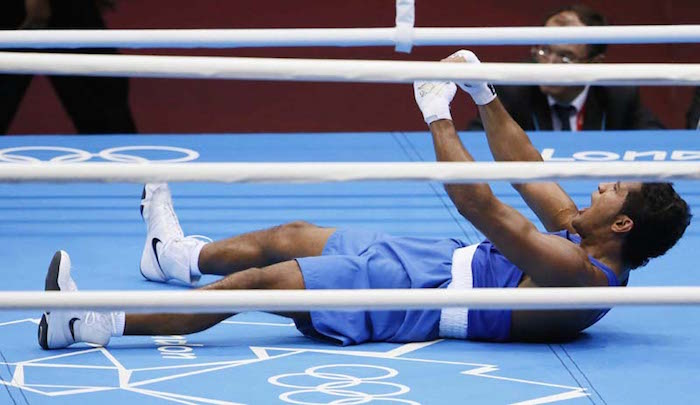 La llegada de la televisión a las Olimpiadas cambió para siempre el espíritu de los Juegos. Foto: AP