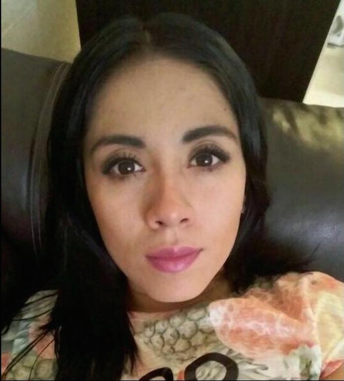 Samaí Márquez Salgado. Foto: Especial.