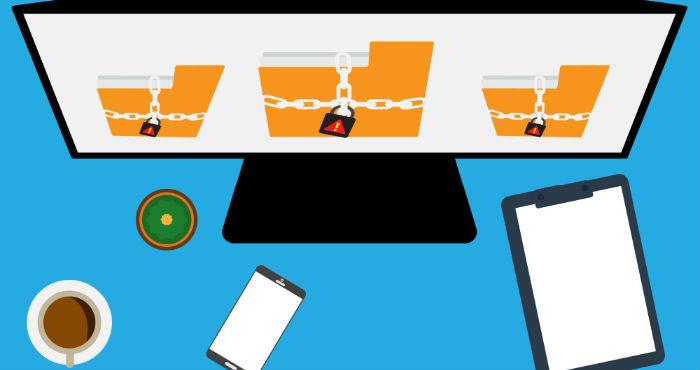 """Se aconseja no pagar el """"rescate"""" de los archivos, pues así se alimenta este negocio criminal. Imagen: Shutterstock"""