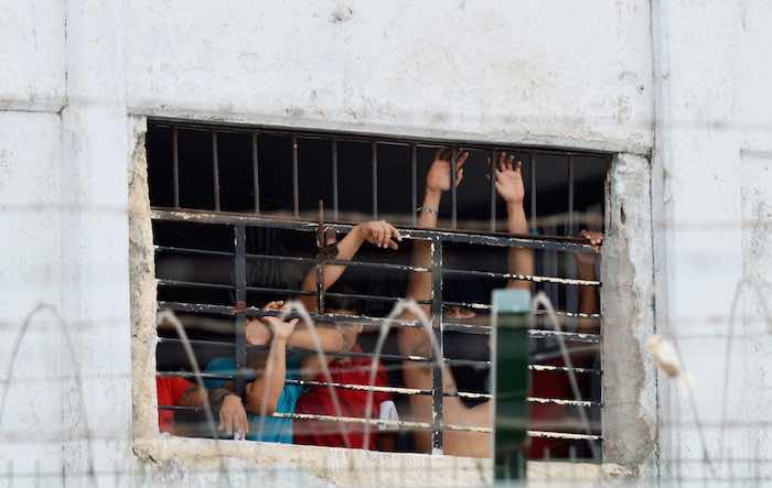 También pidió que haya un proceso donde participen con mayor provecho la CNDH, los organismos estatales de derechos humanos y las propias autoridades, para mejorar las condiciones de las cárceles. Foto: Cuartoscuro