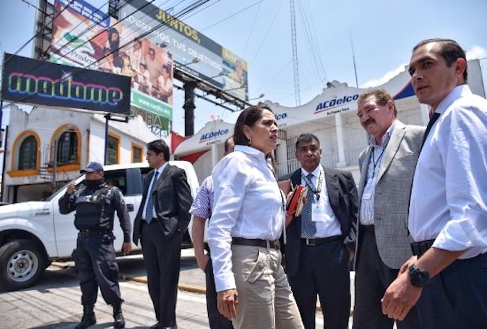 Cuatro sujetos, todos prófugos, fueron los presuntos responsables de la masacre, de acuerdo con la FGE. Foto: Yerania Rolón, Blog Expediente