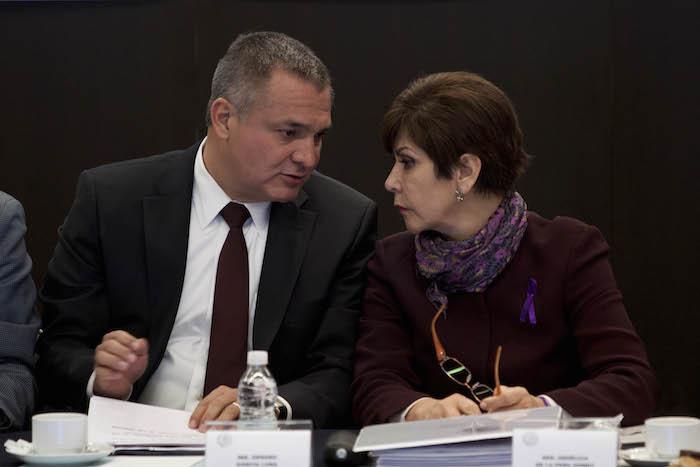 Genaro Garcia Luna, ex Secretario de Seguridad Pública Federal. Foto: Rodolfo Angulo, Cuartoscuro