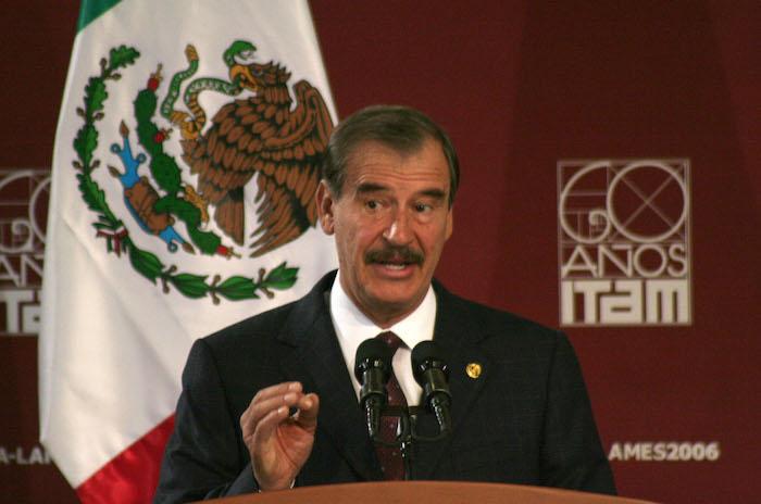 Vicente Fox Quesada inició los esfuerzos de confrontación contra el narcotráfico. Foto: Cuartoscuro