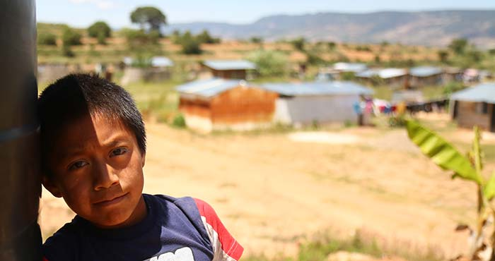 Los menores s Foto: Cri Rodríguez