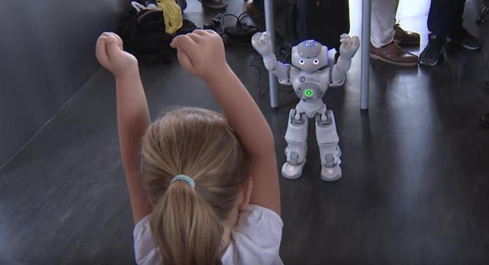 Robot terapeutico