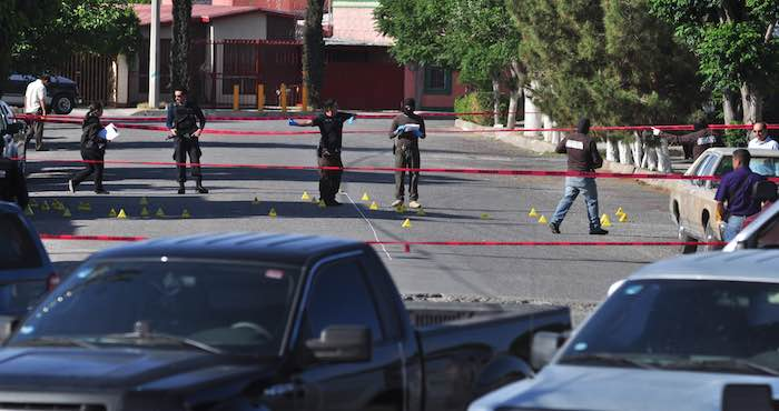 En Ciudad Juárez, Chihuahua, el coordinador de Ministerios Públicos de Homicidios de la Fiscalía en la zona norte fue ejecutado. Foto: Archivo Cuartoscuro.